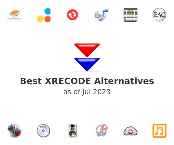Best XRECODE Alternatives