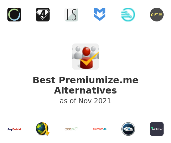Best Premiumize.me Alternatives