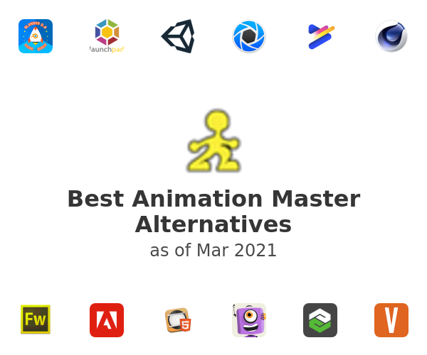 Best Animation Master Alternatives