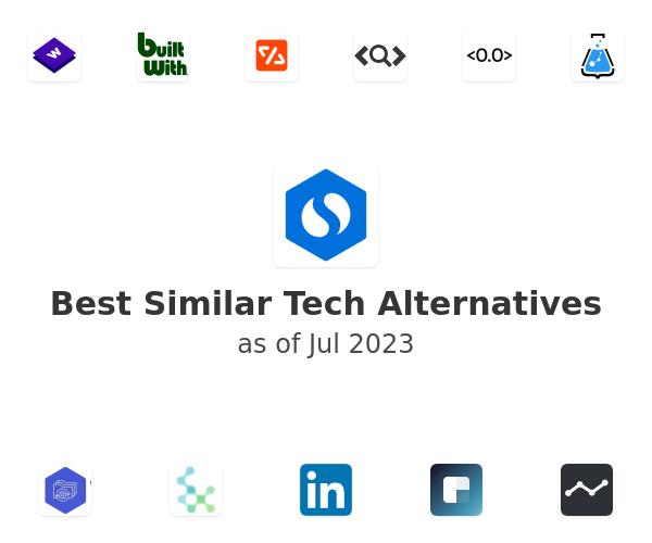Best Similar Tech Alternatives