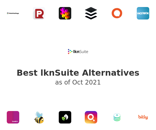 Best lknSuite Alternatives