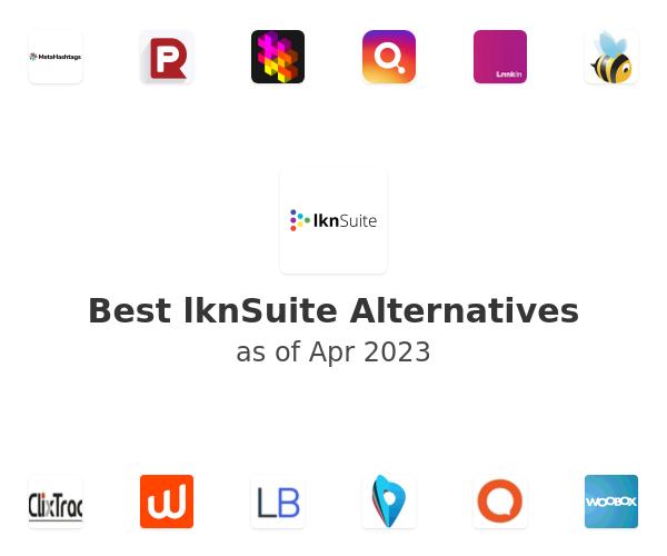 Best lknSuite Alternatives