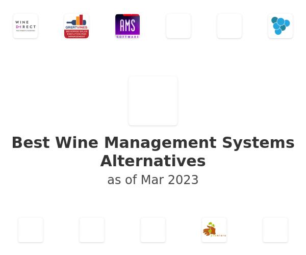 Best Wine Management Systems Alternatives