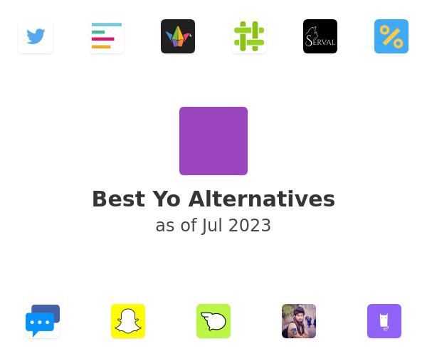 Best Yo Alternatives