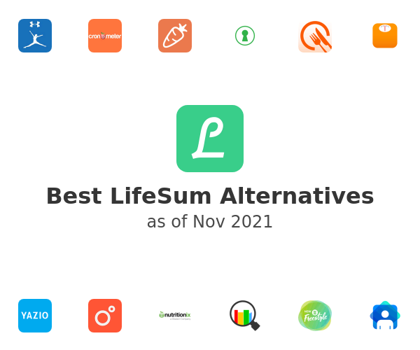 Best LifeSum Alternatives