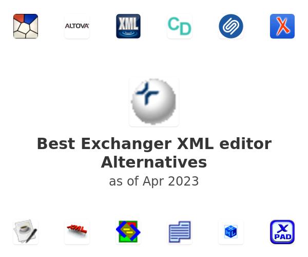 Best Exchanger XML editor Alternatives