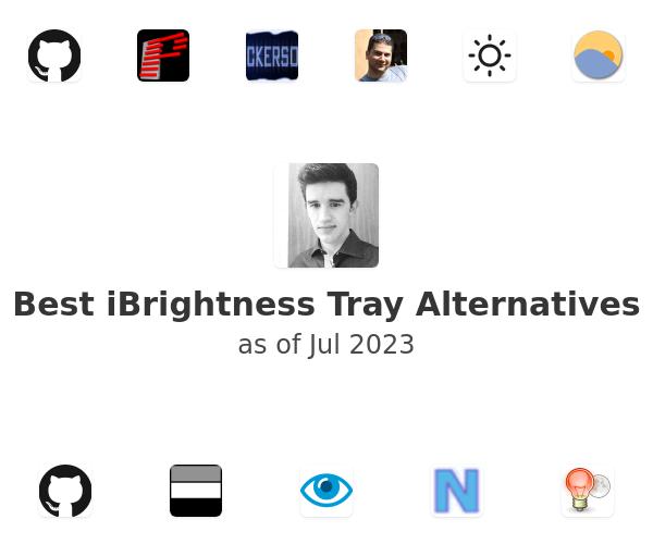 Best iBrightness Tray Alternatives