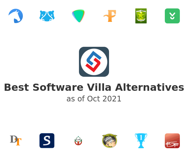 Best Software Villa Alternatives