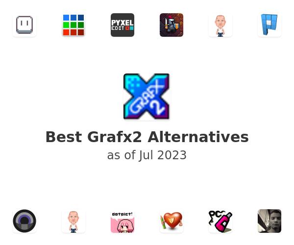 Best Grafx2 Alternatives