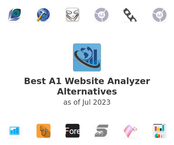 Best A1 Website Analyzer Alternatives