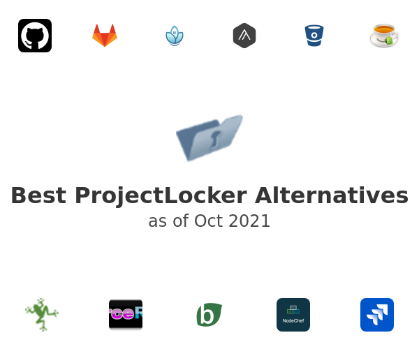 Best ProjectLocker Alternatives