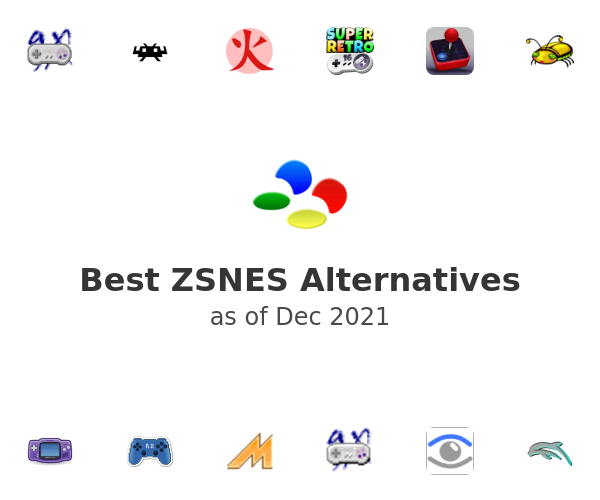 Best ZSNES Alternatives