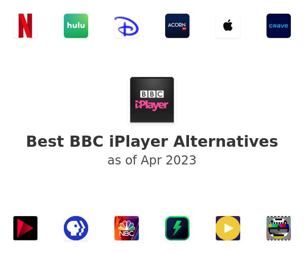 Best BBC iPlayer Alternatives