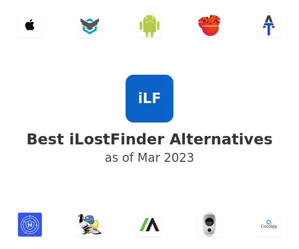 Best iLostFinder Alternatives