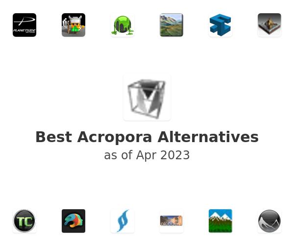 Best Acropora Alternatives