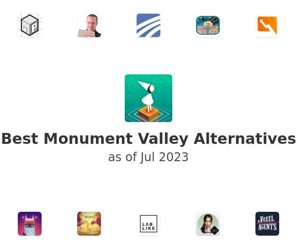 Best Monument Valley Alternatives