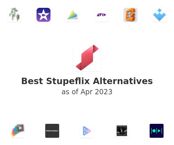 Best Stupeflix Alternatives