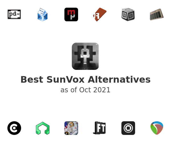 Best SunVox Alternatives