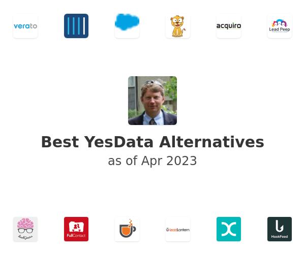 Best YesData Alternatives