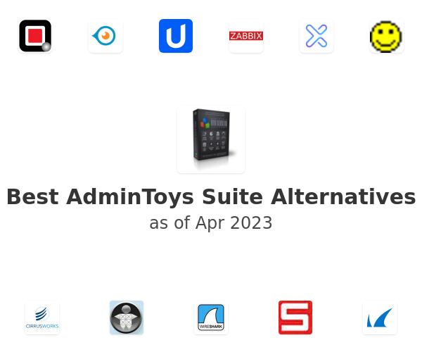 Best AdminToys Suite Alternatives