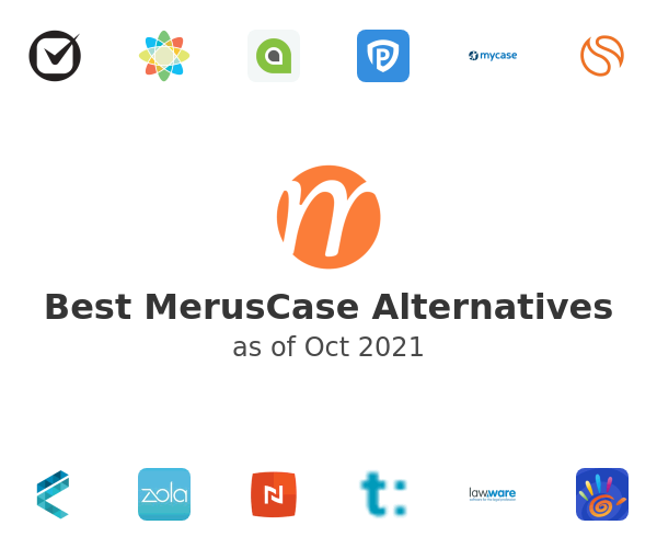 Best MerusCase Alternatives