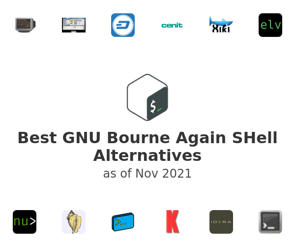 Best GNU Bourne Again SHell Alternatives