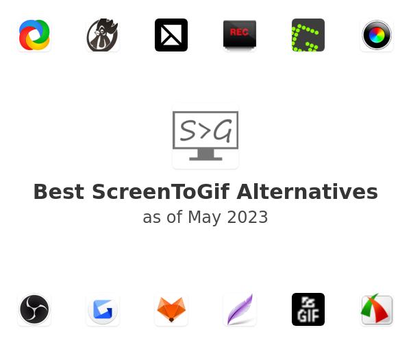 Best ScreenToGif Alternatives
