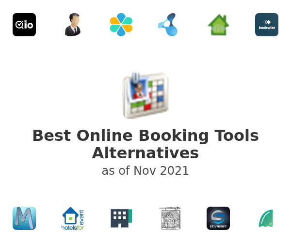 Best Online Booking Tools Alternatives