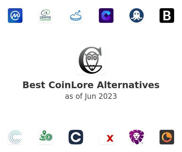 Best CoinLore Alternatives