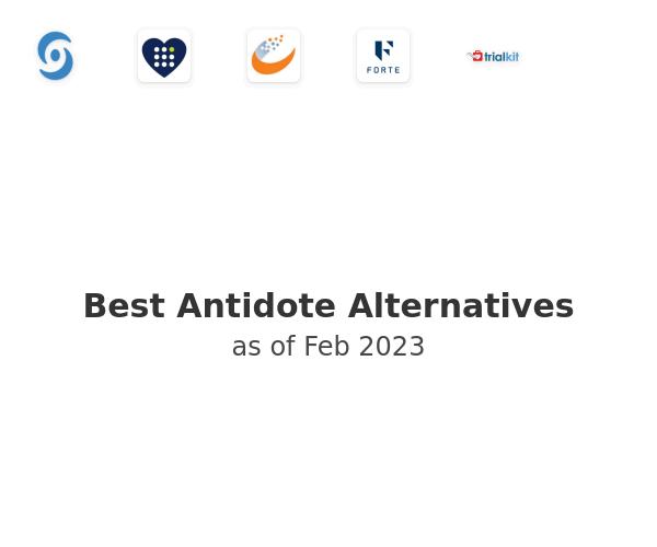 Best Antidote Alternatives