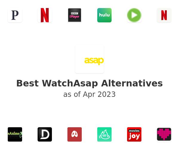 Best WatchAsap Alternatives