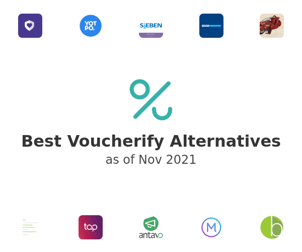 Best Voucherify Alternatives