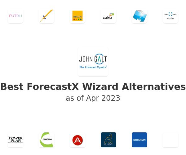 Best ForecastX Wizard Alternatives