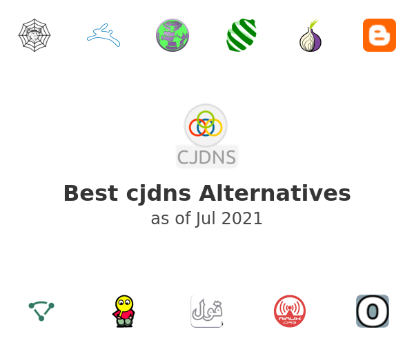 Best cjdns Alternatives
