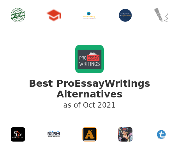 Best ProEssayWritings Alternatives
