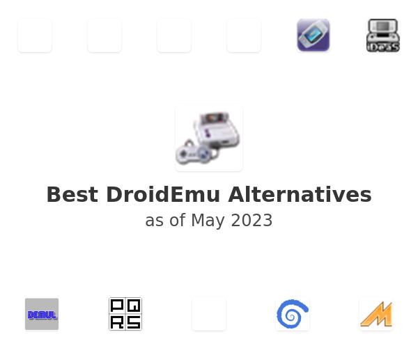 Best DroidEmu Alternatives