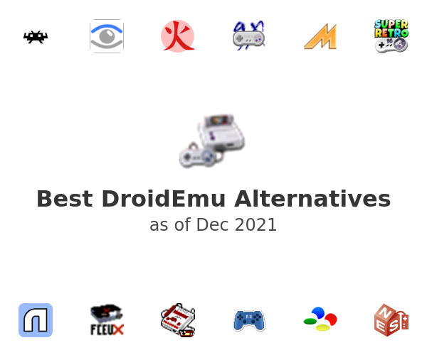 Best DroidEmu Alternatives