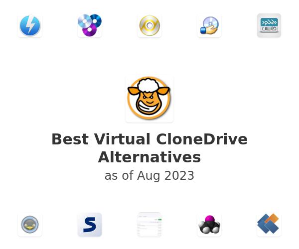 Best Virtual CloneDrive Alternatives