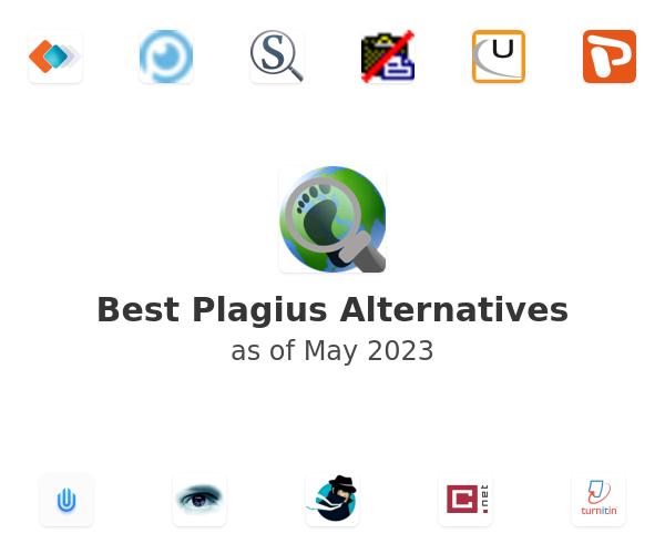 Best Plagius Alternatives