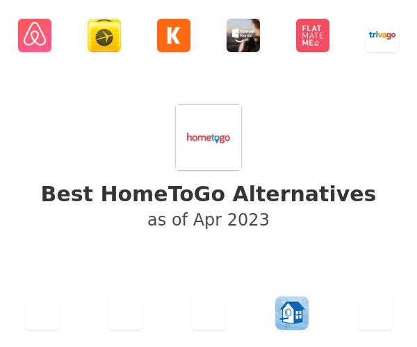 Best HomeToGo Alternatives