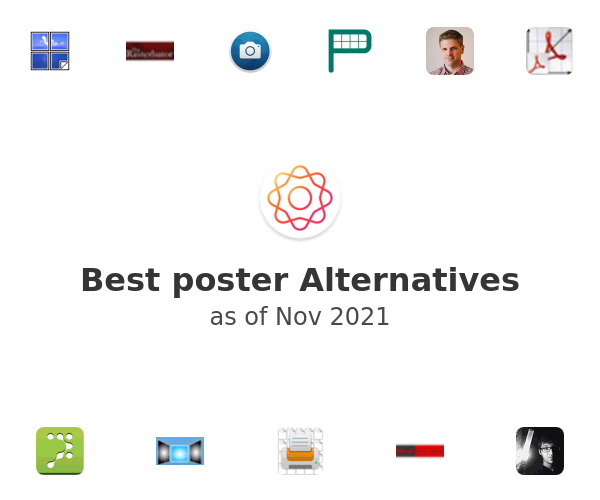 Best poster Alternatives