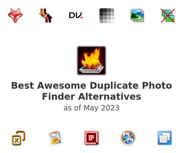 Best Awesome Duplicate Photo Finder Alternatives