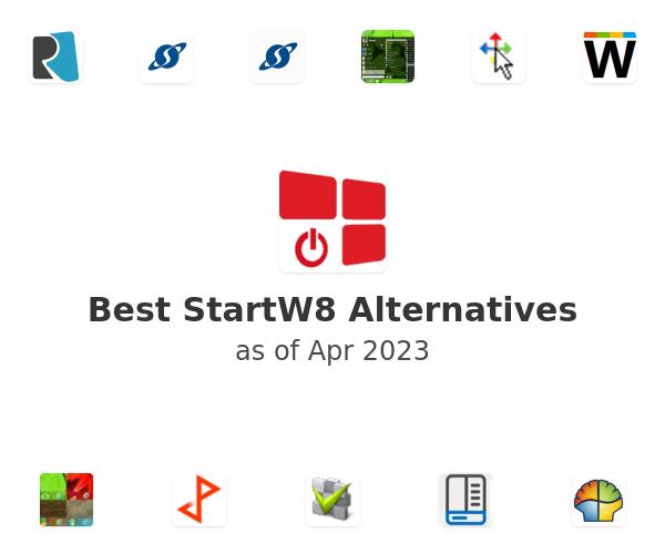 Best StartW8 Alternatives