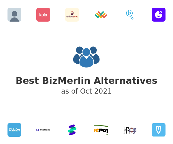Best BizMerlin Alternatives