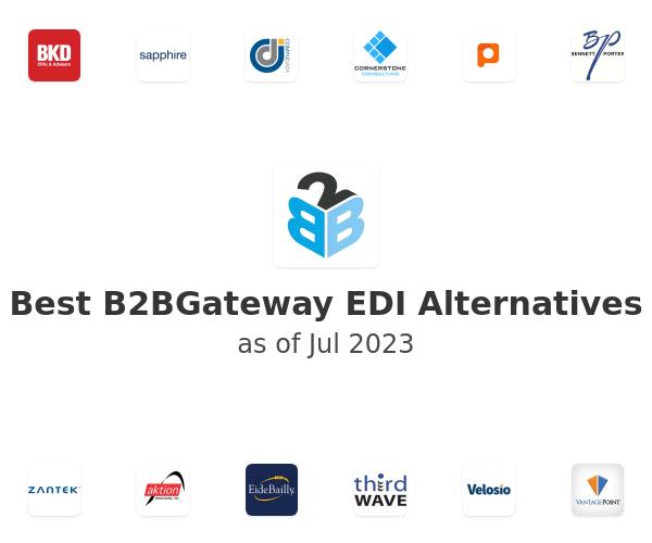 Best B2BGateway EDI Alternatives