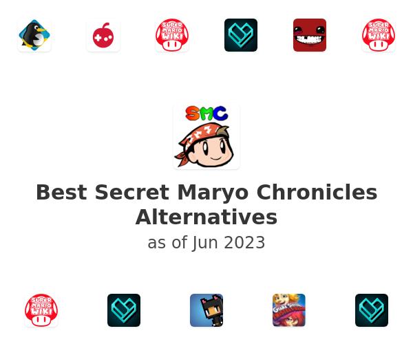 Best Secret Maryo Chronicles Alternatives