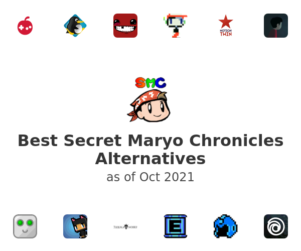 Best Secret Maryo Chronicles Alternatives