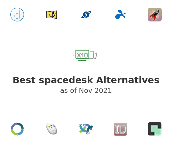 Best spacedesk Alternatives