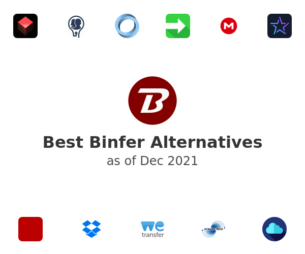 Best Binfer Alternatives