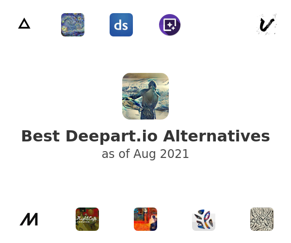 Best Deepart.io Alternatives